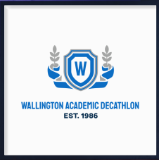 Wallington High School Academic Decathlon Team